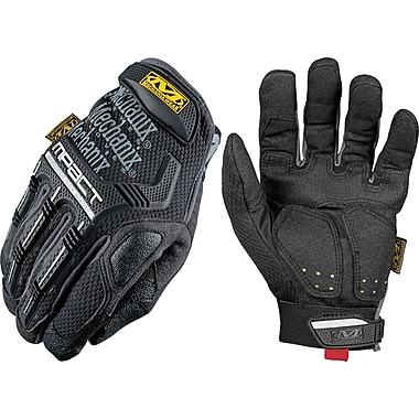 M-Pact Gloves, SEE000, Thermal Plastic Rubber (Tpr), Trekdry, 2/Pack