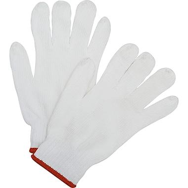Poly/Nylon String Knit Gloves, SEF200, Polyester, Nylon, 24/Pack