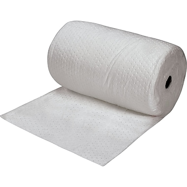 Bonded Sorbent Rolls - Oil Only, SEH973, Weight - Light