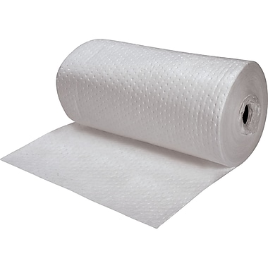 Fine Fibre Sorbent Rolls - Oil Only, SEH976, Weight - Heavy