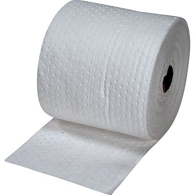 Laminated (SMS) Sorbent Rolls - Oil Only, SEI987, Weight - Medium