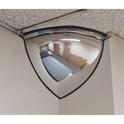 Dome Mirrors, Style, Quarter Dome 90Deg, SEJ883, 3/Pack