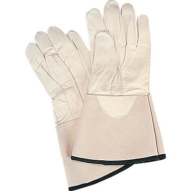 Glove Tig Welding Grain Leather Sheepskin, Large, SM595, 6/Pack