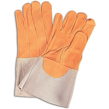 Welders' Deerskin TIG Gloves, SAP293, Deerskin Leather, 5/Pack
