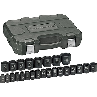 Impact Standard Socket Sets 1/2