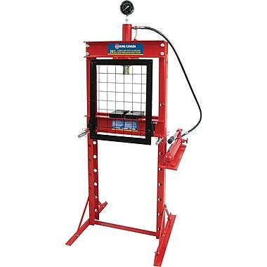 20-Ton Hydraulic Shop Presses, TMA018, Stroke - 7.25