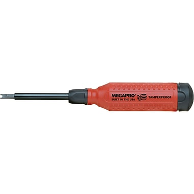 Megapro 15-in-1 Tamperproof Bit Loaders, Screwdriver Star, Hex, TNB480, 2/Pack