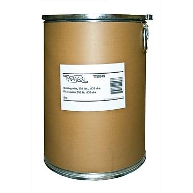 ER70S6 Carbon Steel Welding Wire, TTU049, Drum Wt. - 550 lbs./250 kg drum