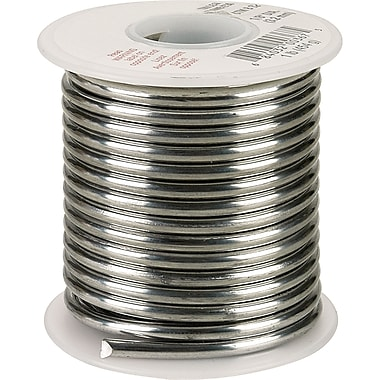 Common Wire Solders, 50% Tin/50% Lead Solid, TTU892, 3/32