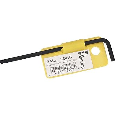 Hex Key Balldrive, L-Style, 1/8