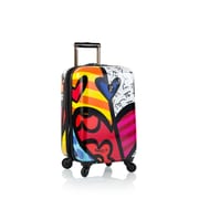 """Heys Britto A New DayMulti Color Polycarbonate 21"""" Carry On (16049-6918-21)"""