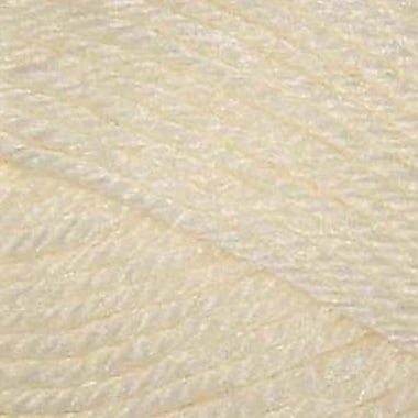 Deborah Norville Collection Serenity Sock Yarn Solids, Soft White