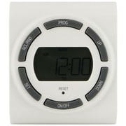 GE Sunsmart Grounded 7-Day Digital Timer with Random On/Off and 2 Outlets