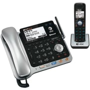 ATT ATTTL96273 DECT 6.0 Connect-To-Cell 2-Handset Phone System with Dual Caller ID