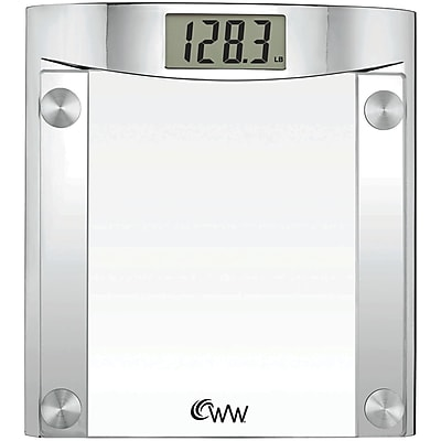 CONAIR Weight Watchers Glass Scale (CNRWW44)