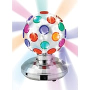 "Cornet 5.1"" Rotating Disco Ball Light, Silver (BTWBHL125)"
