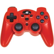 DREAMGEAR DRM1392 Radium Wireless Controller for Playstation 3, Red