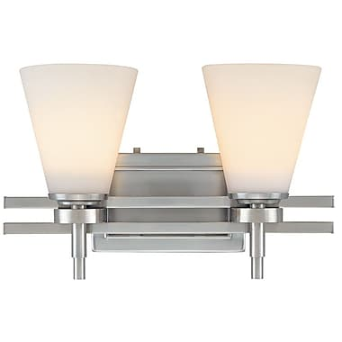 Dolan Designs Luradel 2-Light Vanity Light