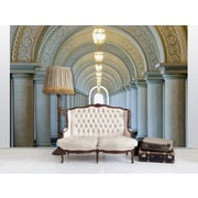 Brewster Home Fashions Ideal D cor Archway Wall Mural; 144''