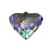 Dale Tiffany Dragonfly Jewel 1-Light Wall Sconce