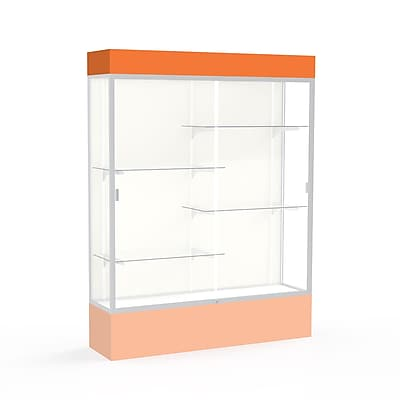 Waddell Spirit Optional Cornice for 375 Series 60 x 8 x 16 - Orange