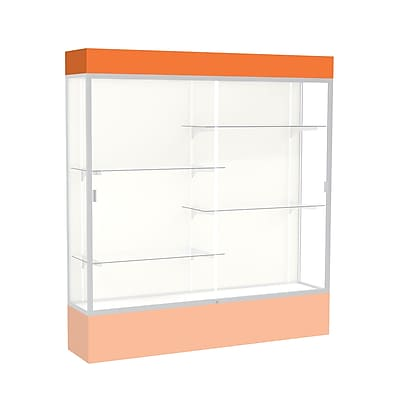 Waddell Spirit Optional Cornice for 376 Series 72 x 8 x 16 - Orange