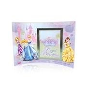 Trend Setters Disney Princesses (Royal Princess) Curved Glass Print w/ Photo Frame