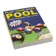 Cuestix Books Play Your Best Pool