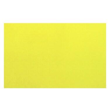 Fun Rugs LA Kids Yellow Area Rug; 4'3'' x 6'6''