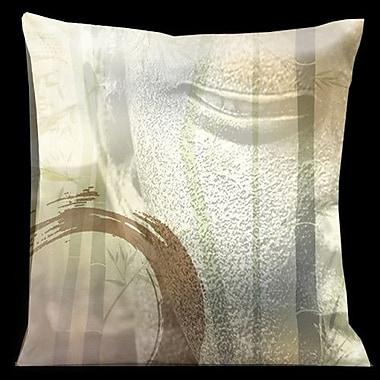 Lama Kasso Zen Throw Pillow