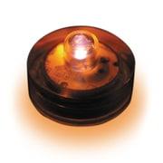 Luminarias Submersible Lights (Set of 12); Orange