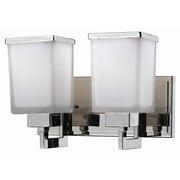 Z-Lite Affinia 2-Light Vanity Light