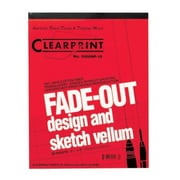 ClearPrint 1000HP Series Unprinted Vellum Design and Sketch