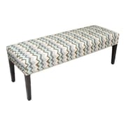 Sole Designs Denton Cotton Bench