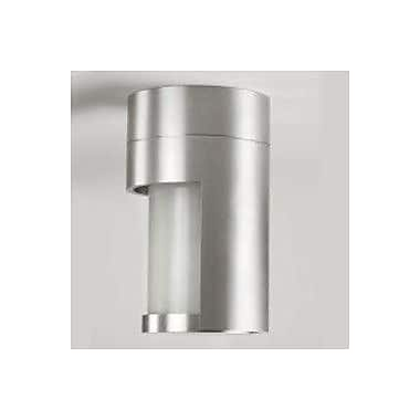 LumenArt Alume 1-Light Wall/ Ceiling Light; Without Aluminum Square Junction Box Cover