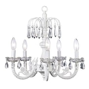Jubilee Collection 5-Light Crystal Chandelier