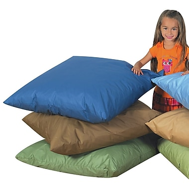 Children's Factory Floor Pillow (Set of 3)