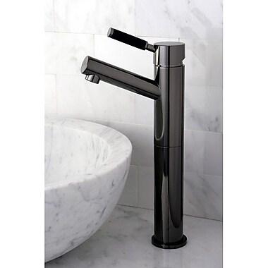 Kingston Brass Water Onyx Single Handle Vessel Sink Faucet