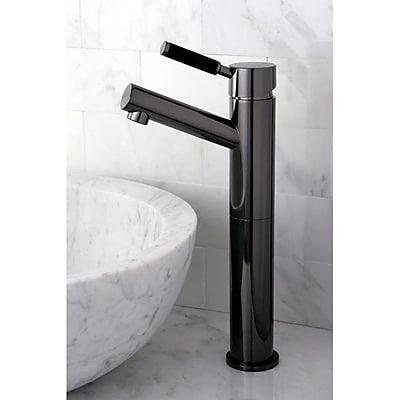 Kingston Brass Water Onyx Vessel Sink Faucet