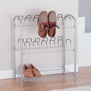 OIA 12 Pair Shoe Rack