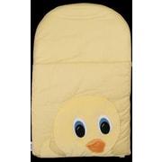 zCush Cotton Characters Nap Mat; Yellow Duck