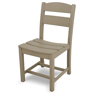Ivy Terrace Classics Patio Dining Chair; Sand