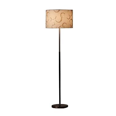 Ziqi Home Vivid Angel 58.5'' LED Floor Lamp