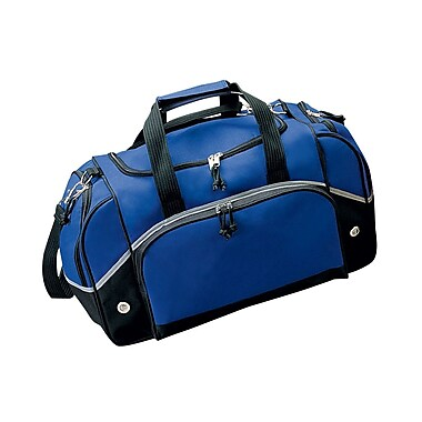 Preferred Nation 20.5'' Gym Duffel; Blue