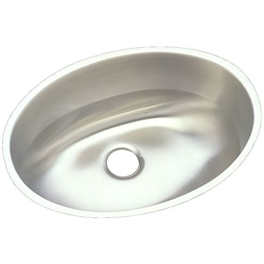 Elkay Asana Oval Undermount Bathroom Sink