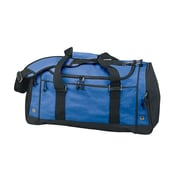 Preferred Nation 26'' Deluxe Sports Travel Duffel; Blue