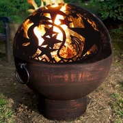 Good Directions Orion Dome Steel Charcoal Fire pit