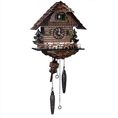 Schneider Quartz Movement Cuckoo Wall Clock