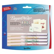 Speedball Elegant Writer Marker (Set of 4)