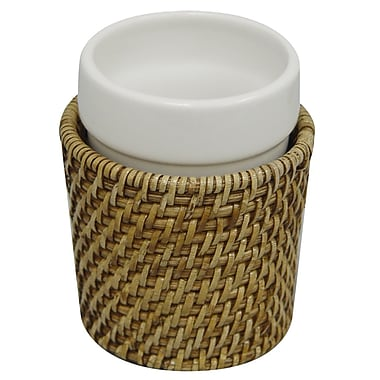 Elegant Home Fashions Hana Tumbler; Honey